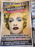 MADONNA - Celebration official promo poster 11x17