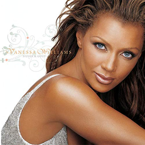 Vanessa Williams - Silver & Gold Christmas CD (Used)