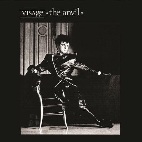 Visage >> The Anvil (2020 Remastered And Expanded Edition) CD