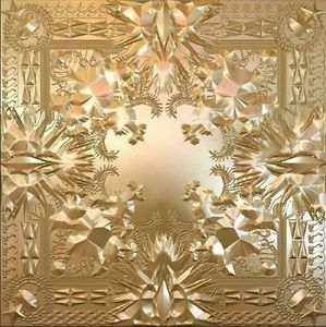 "Jay-Z / Kanye West  - Watch the Throne 2xLP ""Clear"" vinyl"