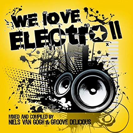 We Love Electro II (Vol.2) 2 CD