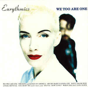 Eurythmics - We Too Are One (Deluxe Edition, Remastered, Reissue) Import CD