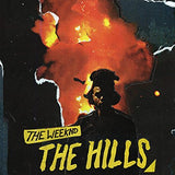 "The Weeknd - THE HILLS (RSD 12"") vinyl LP"