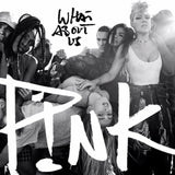 P!NK - What About Us [REMIX Dj CD single]