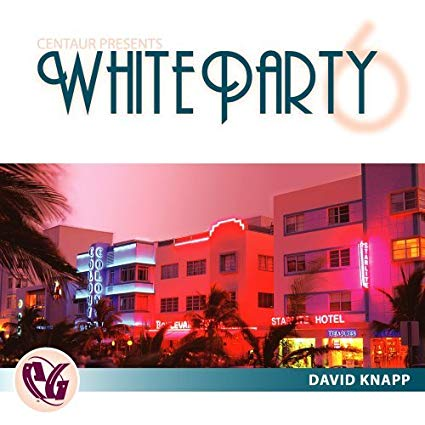 White Party vol. 6 - David Knapp CD (New)