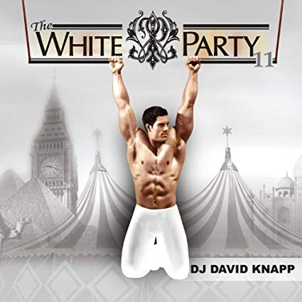 White Party vol. 11 - DJ David Knapp (Various) CD new