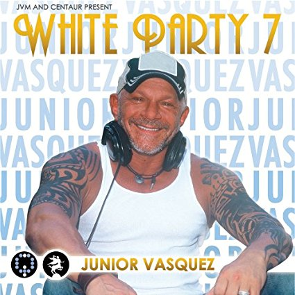Junior Vasquez - White Party 7 - Used CD