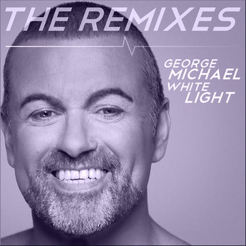 George Michael - White Light (Remix EP) DJ  11 track CD single
