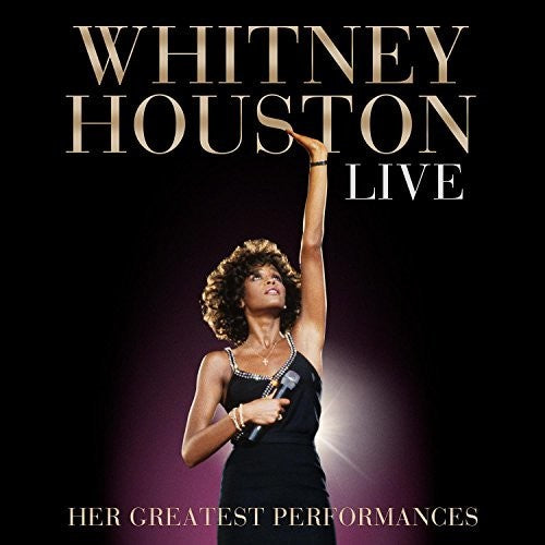 Whitney Houstin LIVE collection CD/DVD deluxe edition