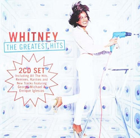 Whitney Houston - The Greatest Hits 2 CD (Import) New (SALE)