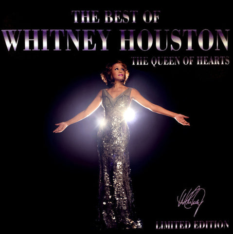 Whitney Houston - Very Best Of IMPORT Colored Vinyl _USA / Canada orders only