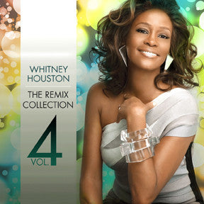 Whitney Houston Remix Collection Vol.4 CD