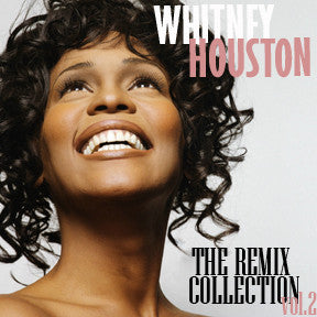 Whitney Houston REMIX Collection vol.2 CD