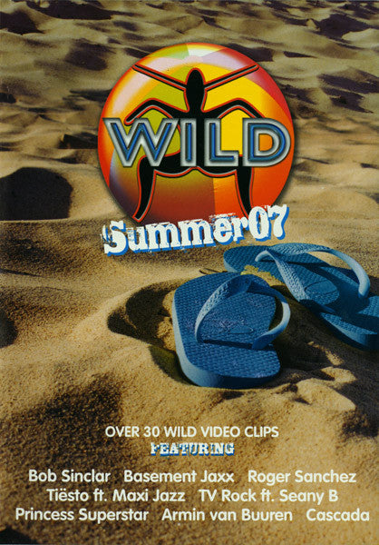 Wild Summer 07 DVD (Music Videos) Used