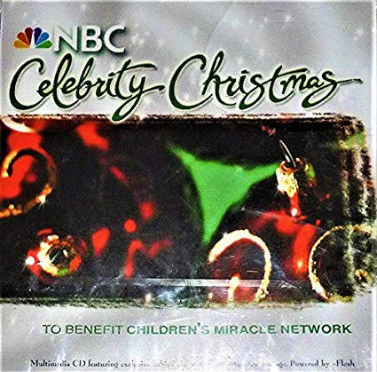 NBC Celebrity Christmas (Various artist) Used CD