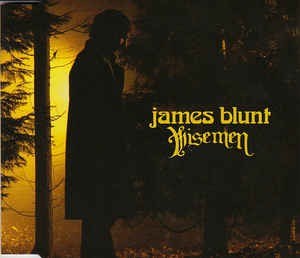 James Blunt - Wisemen CD SINGLE