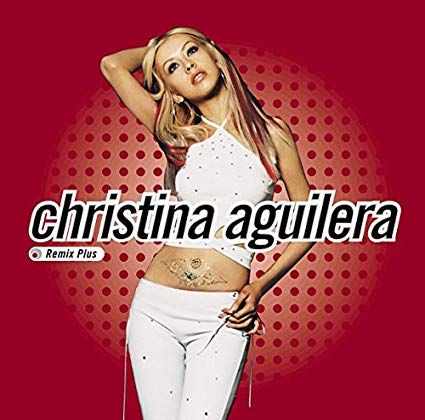 Christina Aguilera - Remix PLUS (Japan CD) New
