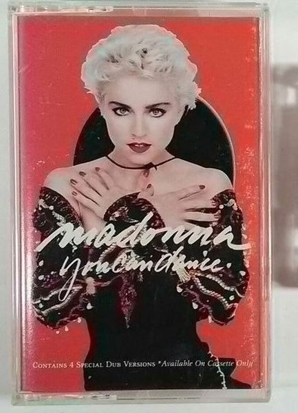 Madonna - You Can Dance (Audio Cassette) Used