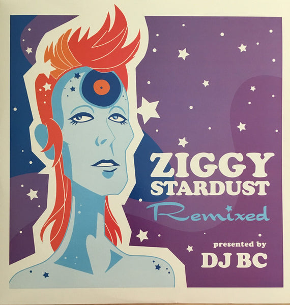 David Bowie - Ziggy Stardust Remixed Clear (Import) Vinyl LP