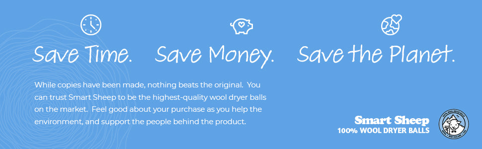 Save Time, Save Money, Save the Planet