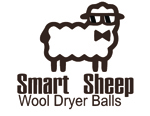 Wool Dryer Balls | Smart Sheep Dryer Balls logo
