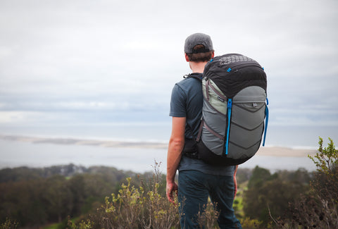 Lost Coast Backcountry Pack (Marina Blue)