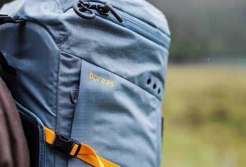 Monterey Weatherproof Pack (Canyon Blue)