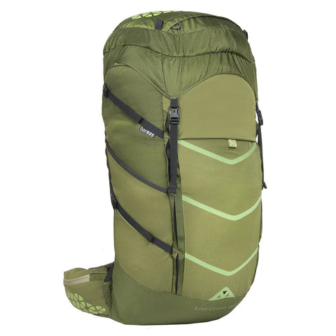 Lost Coast Backcountry Pack (Halo Green)