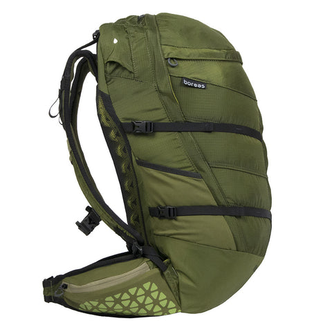 Muir Woods 30 Full-Access Daypack (Halo Green)