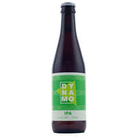 6 Degrees North (6DN) Dynamo IPA 330ml-Scottish Beers-Fountainhall Wines