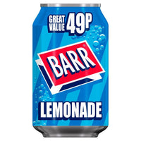 Barrs Lemonade (Price Marked 49p)-Soft Drink-Fountainhall Wines