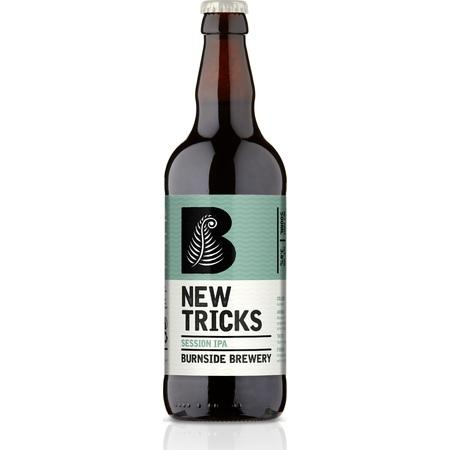 Burnside New Tricks Session IPA 500ml-Scottish Beers-Fountainhall Wines