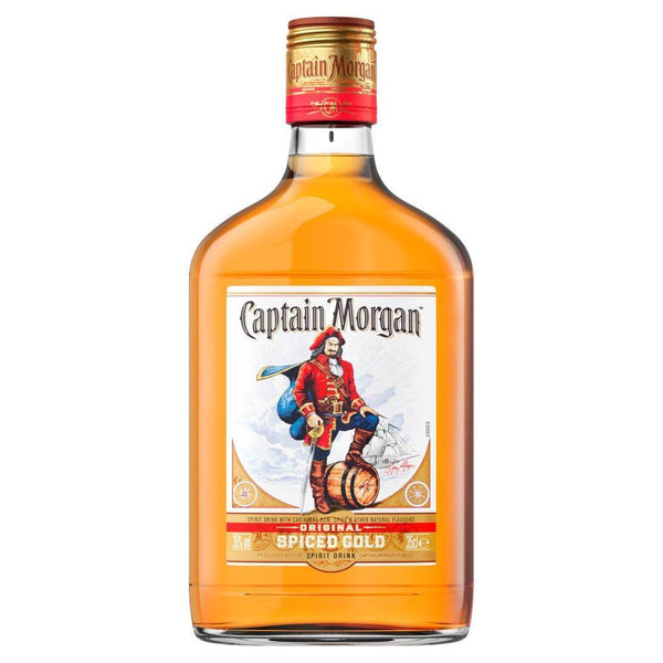 Captain Morgan Original Spiced 35cl-Rum-Fountainhall Wines