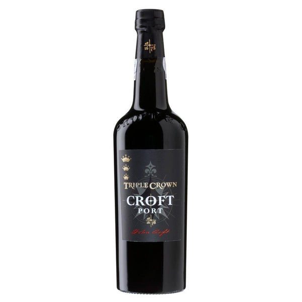 Croft Triple Crown Port-Port-Fountainhall Wines