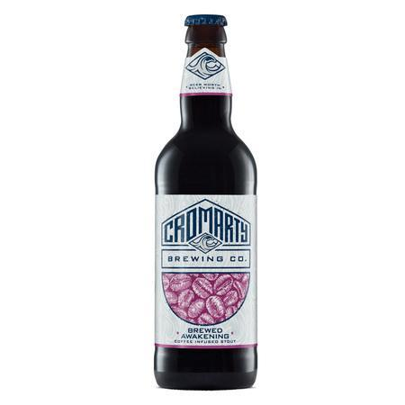 Cromarty Brewed Awakening Coffee Infused Stout 500ml-Scottish Beers-Fountainhall Wines