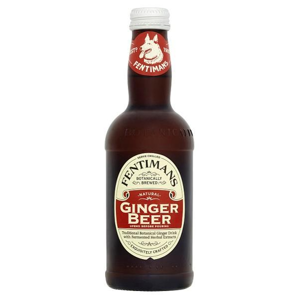 Fentimans Ginger Beer 275ml-Soft Drink-Fountainhall Wines