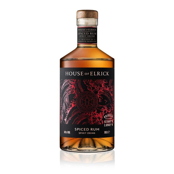 House Of Elrick Spiced Rum-Rum-Fountainhall Wines