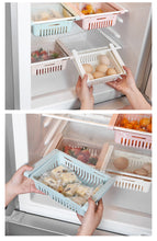 Load image into Gallery viewer, Refrigerator Organizer Rack