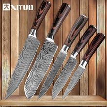 Load image into Gallery viewer, XITUO Kitchen Knives