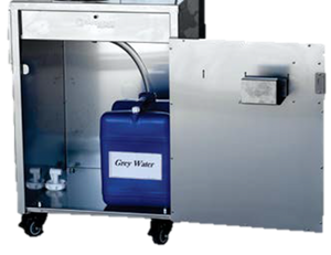 GF500P Premium Portable Sanitation Station