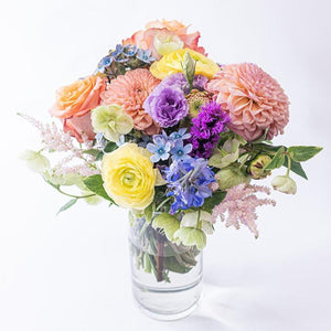 Farm-fresh flower bouquet - ReVased