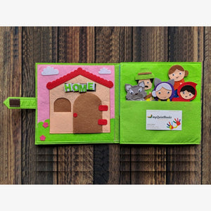 Little Red Riding Hood playset