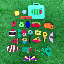 Load image into Gallery viewer, Hungry Caterpillar playset