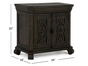 Bellamy B2491-07 Bachelor Chest