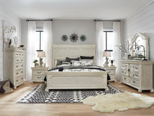 Load image into Gallery viewer, Bronwyn Complete Sleigh Bed w/Shaped Footboard