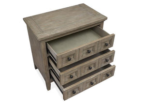 Paxton Place B4805-01 Drawer Nightstand (no touch lighting control)