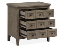 Load image into Gallery viewer, Paxton Place B4805-01 Drawer Nightstand (no touch lighting control)
