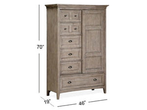 Paxton Place B4805-13 Door Chest