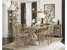Load image into Gallery viewer, Paxton Place D4805-25: Trestle Dining Table