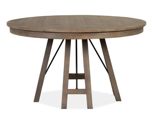 "Paxton Place D4805-27: 52"" Round Dining Table"